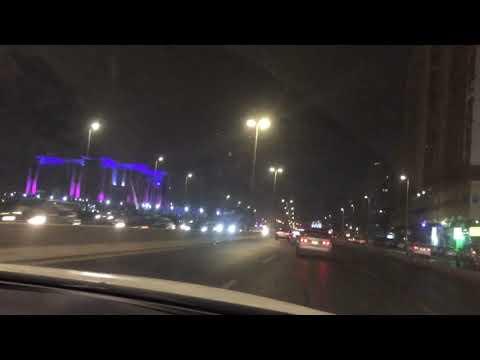 Saudi Arabia Road Trip