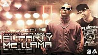 El Party Me Llama  - Daddy Yankee Feat Nicky Jam