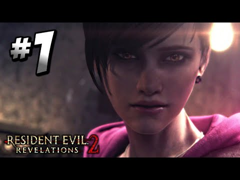Resident Evil Revelations 2 · Episode 1: Penal Colony Walkthrough Part 1 (100% Collectibles)