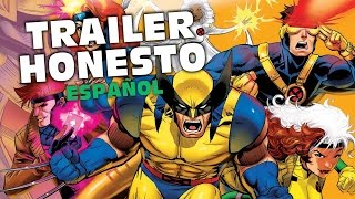 Trailer Honesto- Xmen Animada