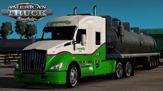 American Truck Simulator: Chems Transport - Holbrook, AZ to Gallup, NM