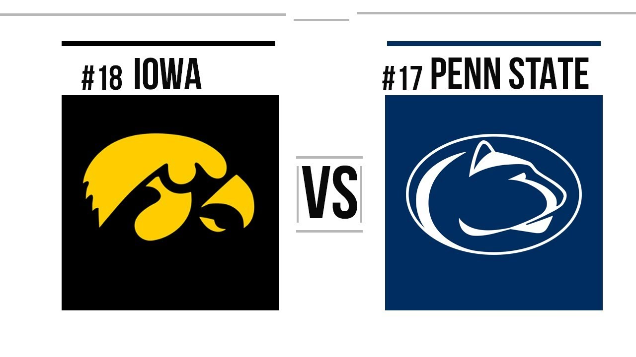 week-9-2018-18-iowa-vs-17-penn-state-full-game-highlights