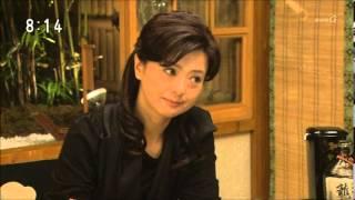 NHK朝の連続ドラマ小説「あまちゃん」に出演する薬師丸ひろ子さんが 大...