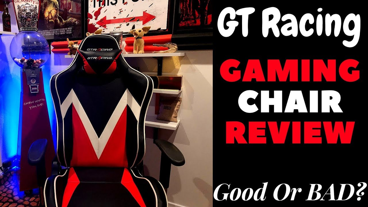 Gtracing Gaming Chair On Amazon In Depth Review Is It