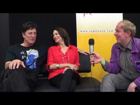 VAM Brisbane interview Supaova 2015 - Richard Epcar and Ellyn Stern