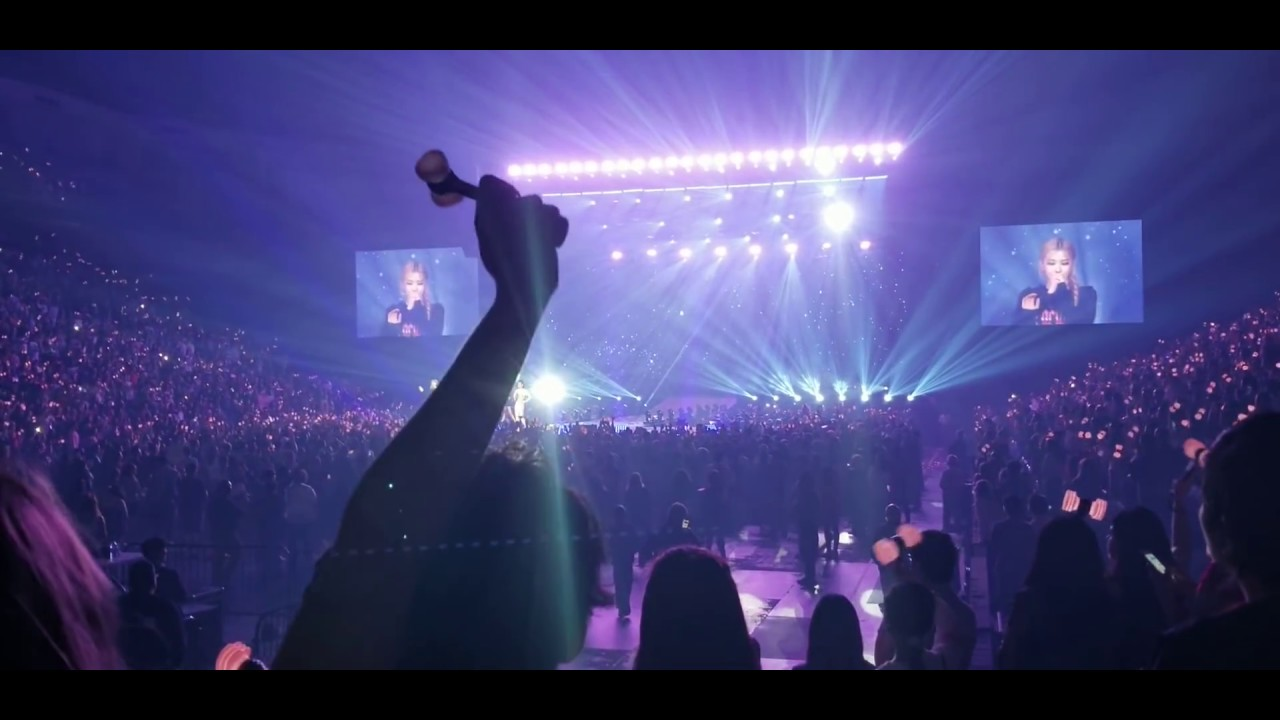 Hope Not Blackpink In Your Area Concert 2019 @Atlanta.GA U.S.A Tour 5.5.2019 - YouTube
