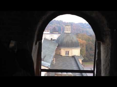 Vilnius Cathedral Bells Ringing & City View 2015-10-19