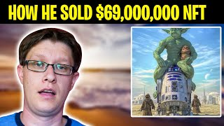 BEEPLE: How HE SOLD A $69,000,000 NFT [The Future Of NFTs]