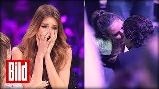 Germanys Next Topmodel: Das Finale / Céline gewinnt - Heidi knutscht mit Vito rum