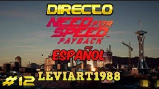 Directo Need For Speed Payback Español #12