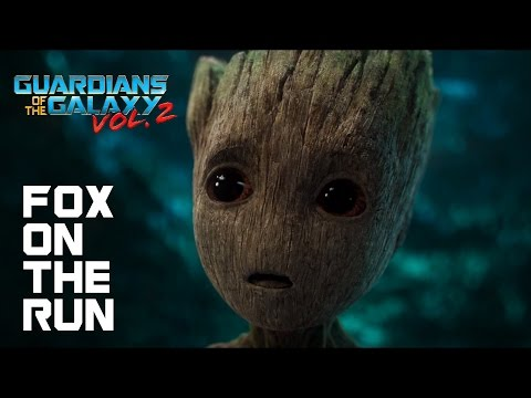 Guardians of the Galaxy Vol2  Fox On The Run