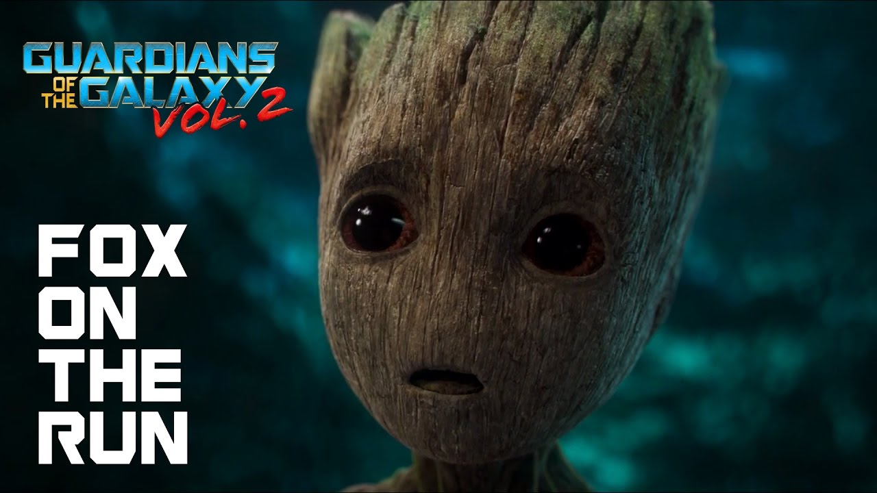 Guardians Of The Galaxy Vol 2 Fox On The Run Youtube