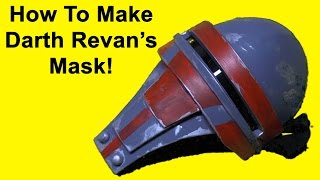 How to Make Darth Revan