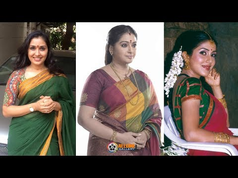 South Indian Actress Who Married Twice & Thrice | Tamil Telu