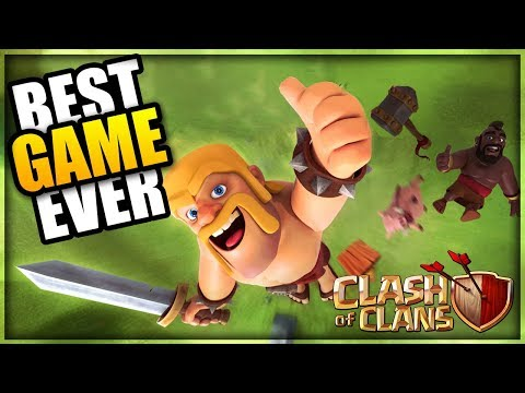 Clash Of Clans Will NEVER Die!! The BEST Game Ever - CoC 2018 | State Of Clash Of Clans