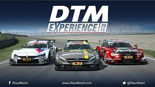 DTM EXPERIENCE 2016 TEST II [60 FPS] [Full HD]