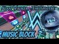 Alan Walker - The Spectre (Mini World Block Art Music Block)