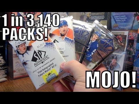 (MOJO!!) 13/14 and 14/15 SP Authentic 4 Hobby Packs Break