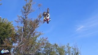 [Official Trailer] Travis Pastrana\'s Quest for the First Motorcycle Triple Backflip