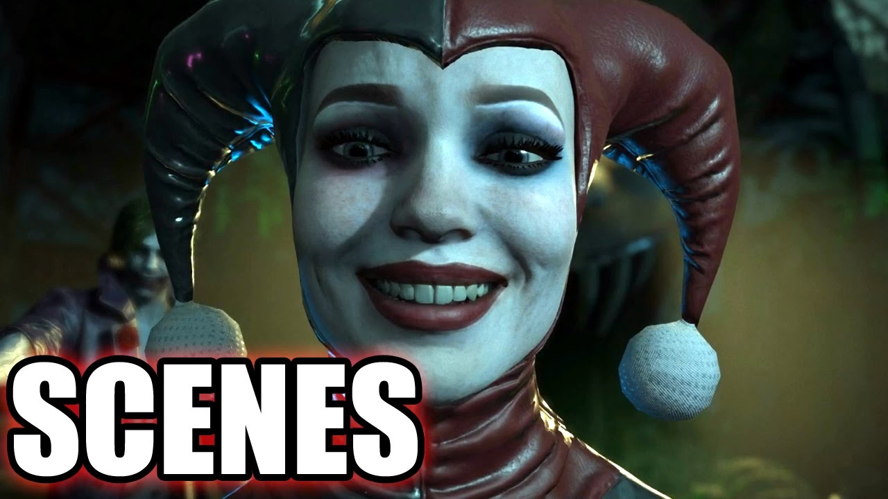 Injustice 2 Trailer Introduces Suicide Squads Harley