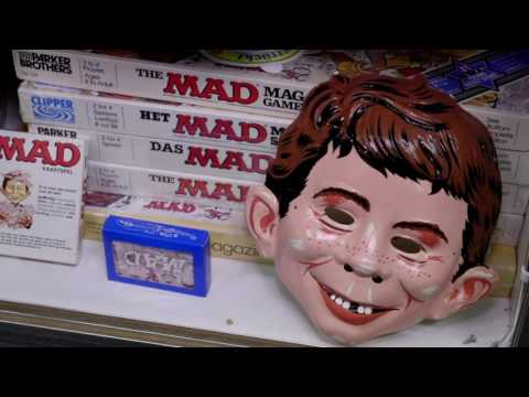 Take A Tour Of MAD Magazine With Their Idiot-In-Chief