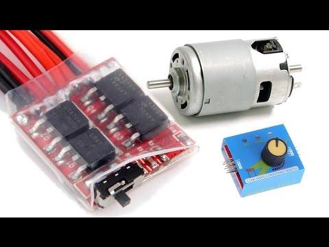 30 amps ESC and right-left settings - 30 amper ESC ve sağ sol ayarları -  YouTube YouTube