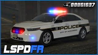 GTAV-LSPDFR 0.4.1 | Day-394 | Live Patrol Alexandria Police