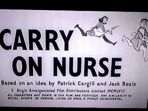Carry On Nurse is listed (or ranked) 49 on the list The Best Movies of 1959