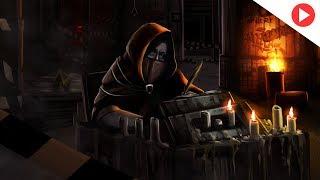 Dark Fantasy Music - The Scribbler