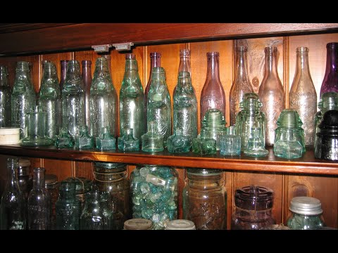 Toowoomba Antique, Collectable & Bottle Show Feb 2014