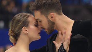 Mondiaux de patinage artistique : Record du monde pour Papadakis/Cizeron sur le programme court