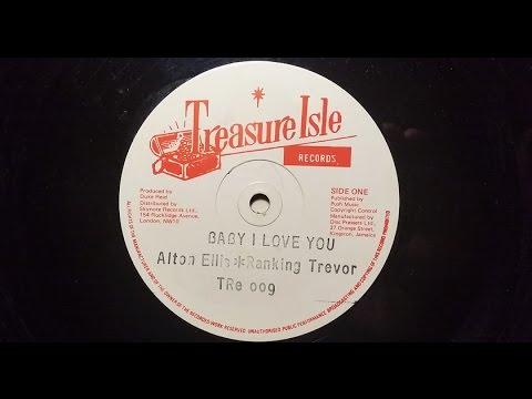 Alton Ellis - Baby I Love You 12