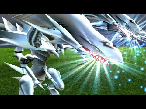 Ultimate Blue Eyes WhiteDragon Attack Animation