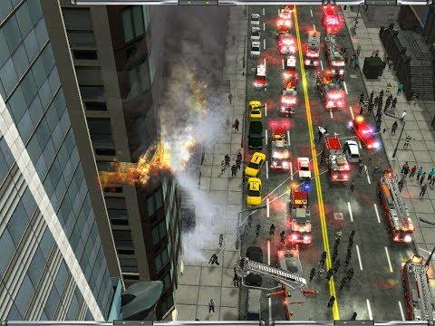 HUGE FDNY RESPONSE TO A HIGHRISE FIRE | Emergency 4 Manhattan Mod