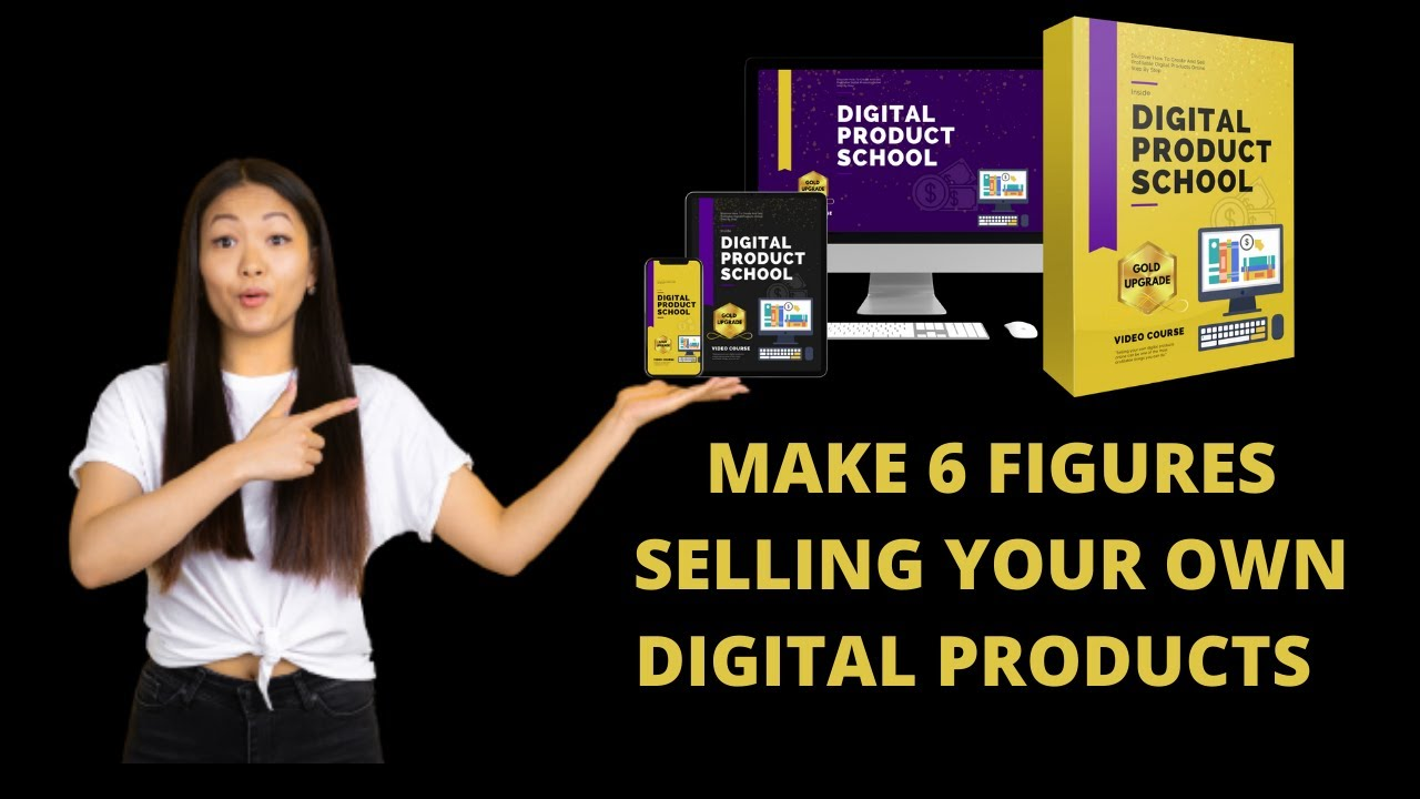 Digital product Profits Review [Selling Digital Products Online ...