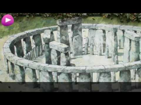 Stonehenge Wikipedia travel guide video. Created by Stupeflix.com