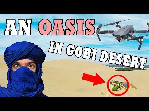 AN OASIS IN GOBI DESERT - DUNHUANG | VLOG CHINA