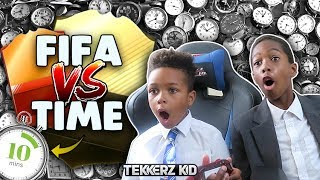 FIFA vs TIME Challenge!! | Open As Many PACKS Possible in 10 MINUTES!!