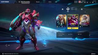 GENESIS (MOBA) PS4  - ALL CURRENT HEROES & SKINS PREVIEW [FREE-TO-PLAY]