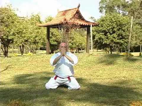 Meditação Gassho - YouTube