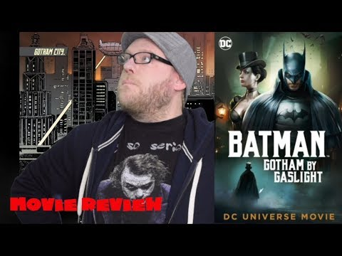 Batman: Gotham by Gaslight | Movie Review | DC Animated Batman vs Jack the Ripper | Spoiler-free