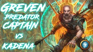 Jolt - Commander - Greven, Predator Captain vs Kadena/Kynaios and Tiro