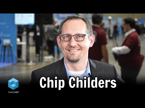 Chip Childers, Cloud Foundry Foundation | Cloud Foundry Summit 2018
