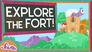 Explore the Fort! | SciShow Kids Compilation