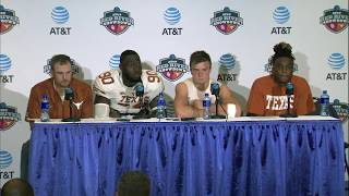 Oklahoma postgame press conference [Oct. 6, 2018]