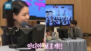 [SBS]컬투쇼 핫클립,사랑꾼 윤계상♥