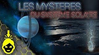 10 ÉTRANGES MYSTÈRES de notre SYSTÈME SOLAIRE