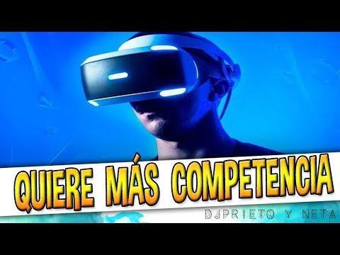 SONY QUIERE MÁS COMPETENCIA DE NINTENDO Y XBOX CON LA RV !!! (PLAYSTATION VR Nº1 EN VENTAS)
