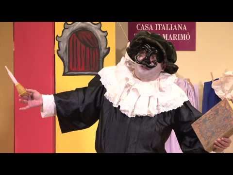 Aria di Commedia: Pazzi Lazzi at NYU