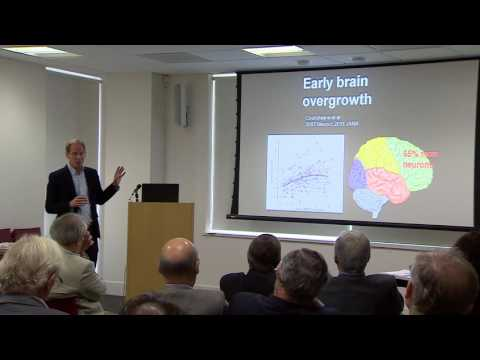 Autism: An evolutionary perspective, Professor Simon Baron-Cohen, 1st Symposium of EPSIG, 2016